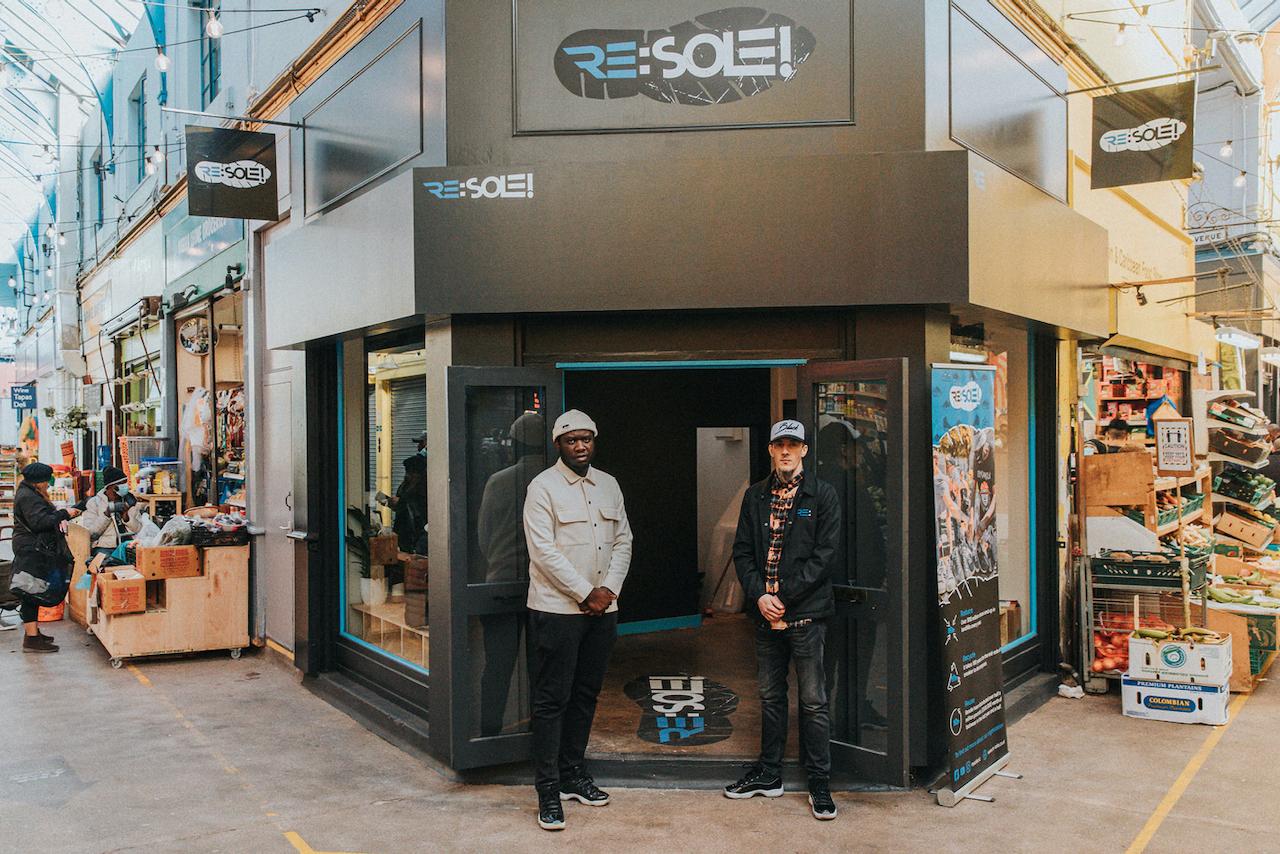 resole-charity-sneaker-project
